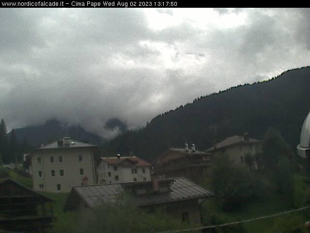 Falcade pista sci di fondo - Val Biois